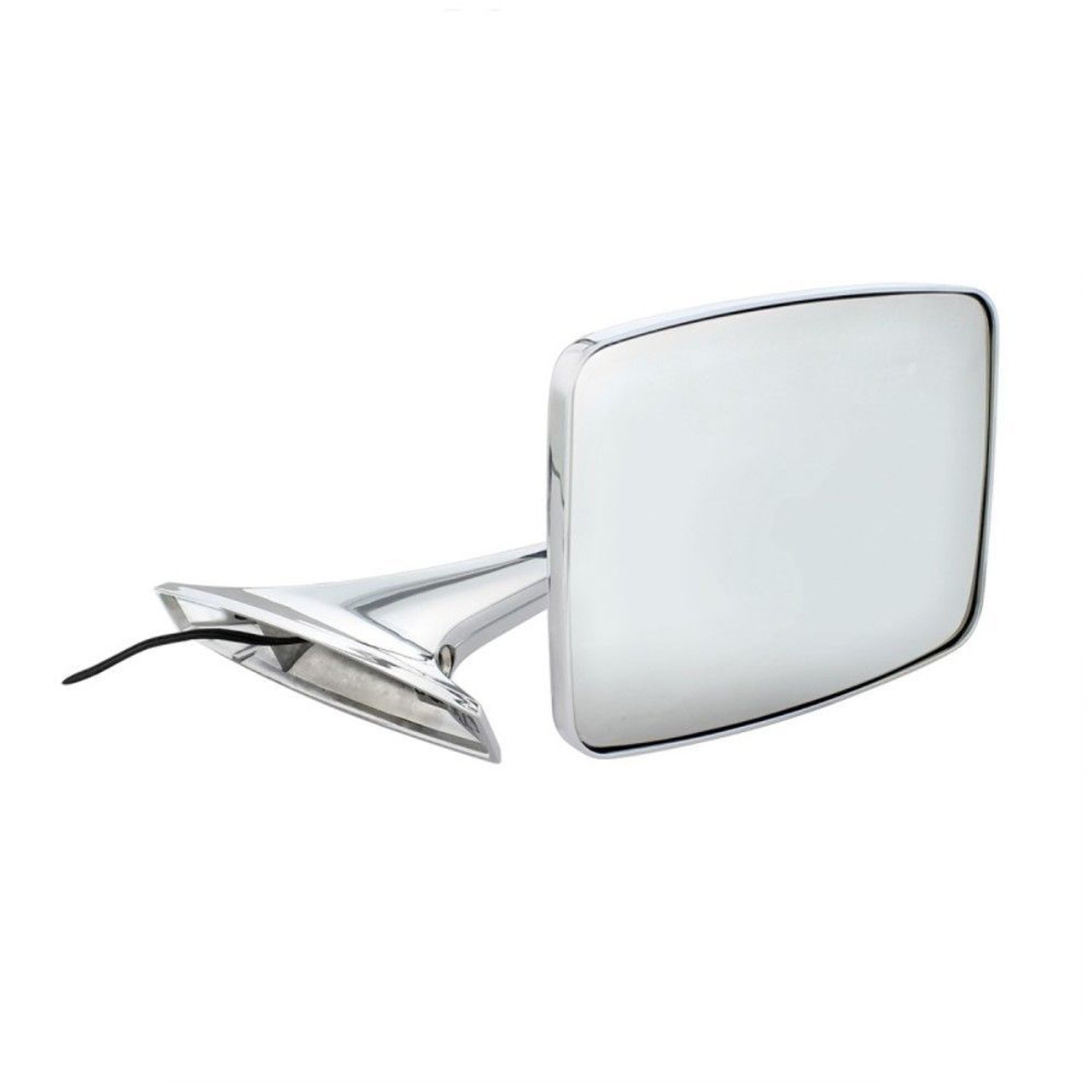 1973-87 Chevy & GMC Truck Convex Exterior Mirror, Right Hand Side With LED Turn
