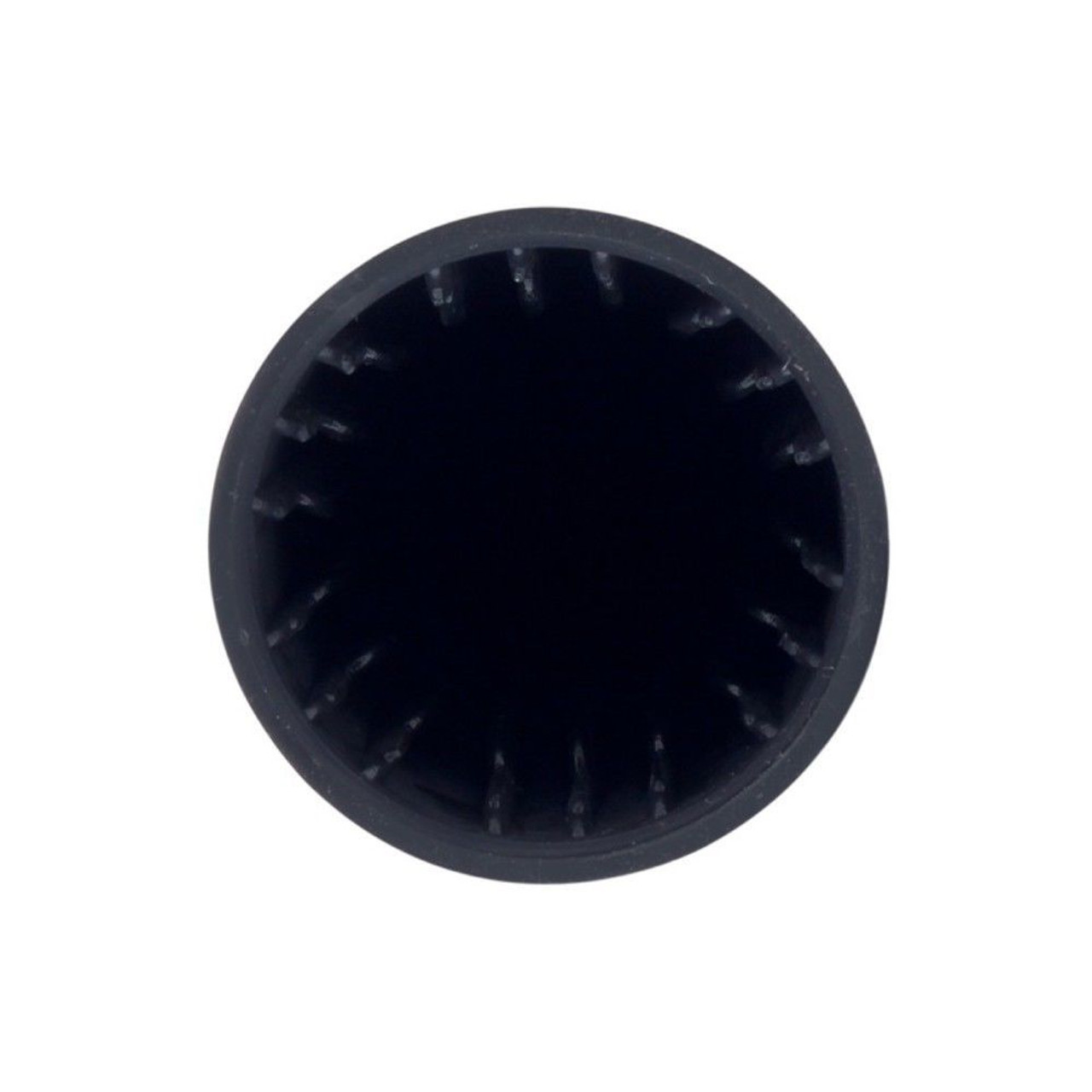 """(10) Spike Nut Covers, Black - 7/8""""- Full Size Pickup - Fits: Ford/Chevy/GMC"""