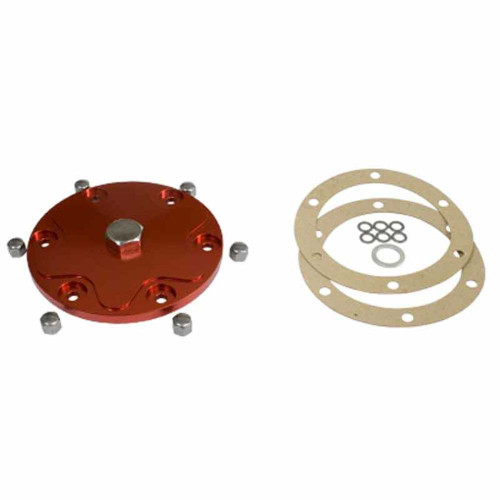 Red Oil Sump Plate Kit VW, Bug, Beetle EMPI 18-1087