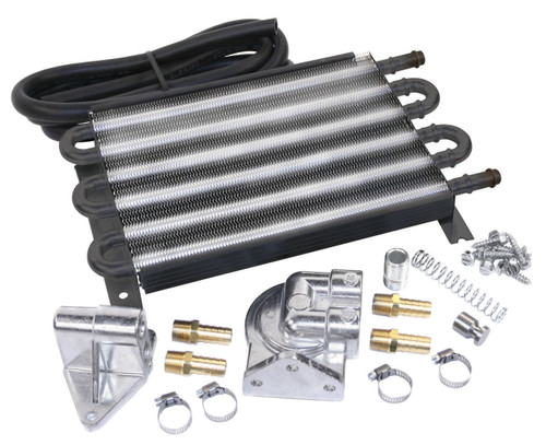 6 Pass Oil Cooler Complete Kit W/Booster Kit, Fits VW Sand Rail Dune Buggy, EMPI 9276