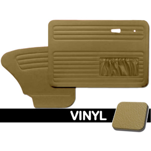 Classic Car & Truck - Interior - Door Panels & Arm Rests