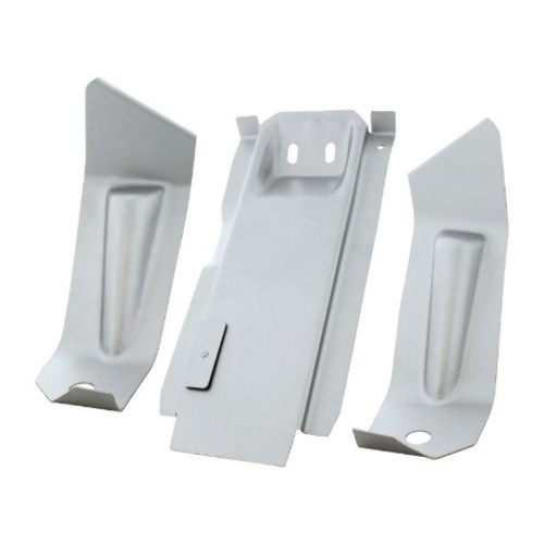 Trunk Floor Tool Box Braces, Pair, Compatible with Ford Passenger Car 1939-1940