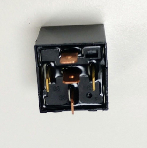 Universal Relay Switch 5 Terminal 60 Amp 12 Volt  Hot Rat Street Rod Window Fan