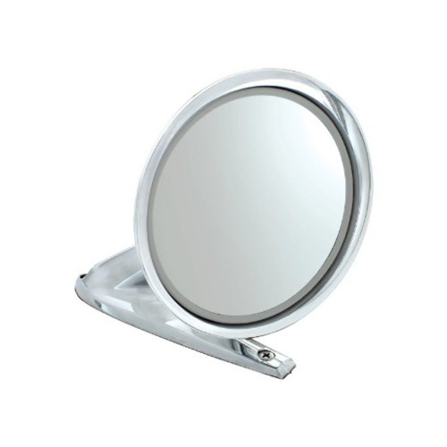 1964.5-66 Ford Mustang Exterior Mirror With Convex Glass, Right-Hand