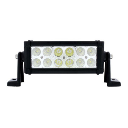 "12 High Power LED 7"" Combo Light Bar"