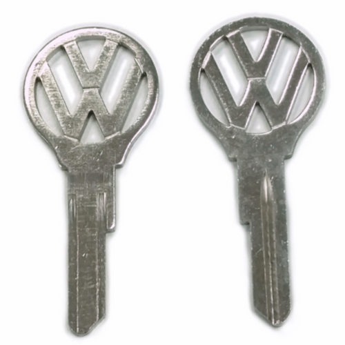 "(2) Key Blanks, Profile ""SG"", Classic Air-Cooled VW Bug 1952 - 1959"