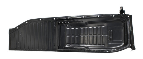 Floor Pan, Right Side, w/ Seat Track, Compatible with VW Beetle 1950-70