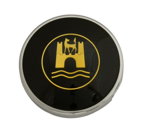 """Banjo"" Steering Wheel Horn Button"