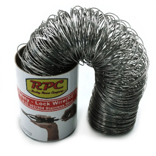 "302/304 Stainless Steel Safety Wire 350ft 0.32"" 1LB"