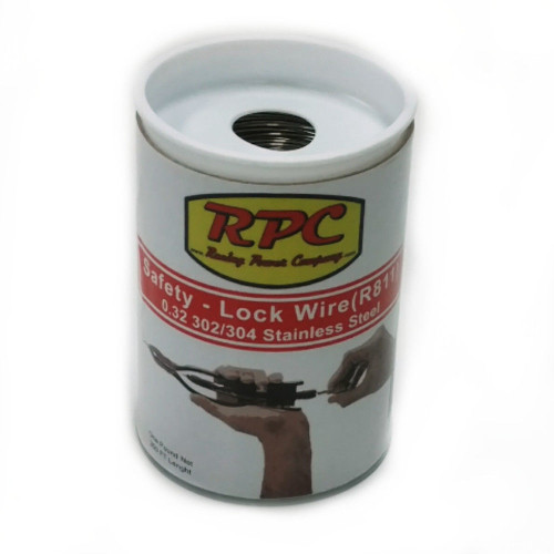 """302/304 Stainless Steel Safety Wire 350ft 0.32"""" 1LB"""