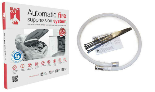 12' BlazeCut Automatic Fire Suppression System, Water-Cooled Type 2 Vanagon
