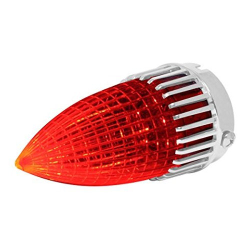 1959 CADILLAC TAIL STYLE LAMP, KC2511 Red LED Tail Light Assembly, Hot Rod