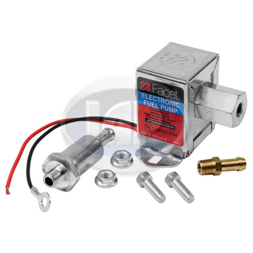 Fuel Pump, Electric, Facet, Compatible with 1200-1600cc Air-cooled Engines