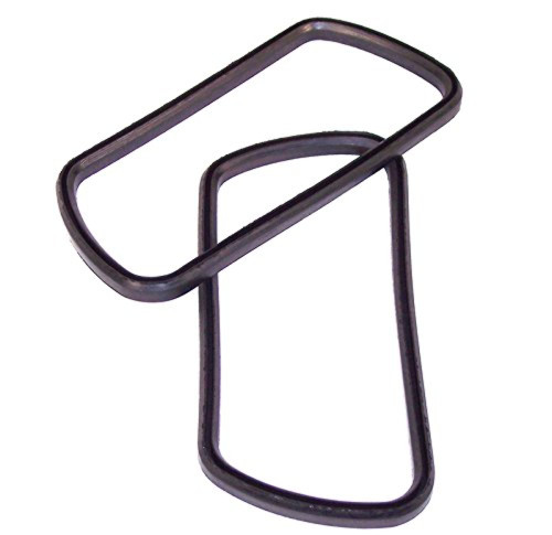 EMPI 00-8868-0 - CHANNEL GASKETS FOR EMPI 8852 VALVE COVERS - Pair - VW Dune Buggy Bug Ghia Thing Trike Bus Baja Sand Rail