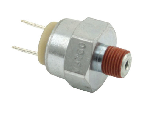 Brake Light Switch, 2 Prong, For Early VW Type 1 50-67, Ghia 56-67, Type 2 50-67, Type 3 64-67  113945515H