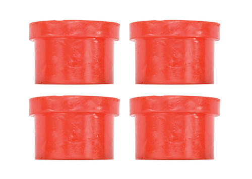 Axle Beam Bushings, 4pc, Urethane, Fits VW Outer Ball Joint, Short Outer Only, EMPI 16-5141