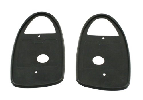 EMPI Air Cooled VW Bug, Beetle Tail Light Assembly Seals, 1971-72, PAIR 6706-B