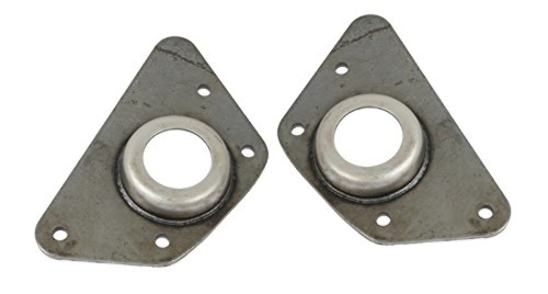 Empi 17-2789 Torsion Tube End Plates, Outer, Dune Buggy Vw Baja Bug