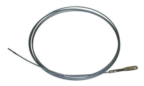 9' Heavy Duty Universal Throttle Cable Only, 2.5mm O.D., Fits Dune Buggy/Bug/Sand Rail