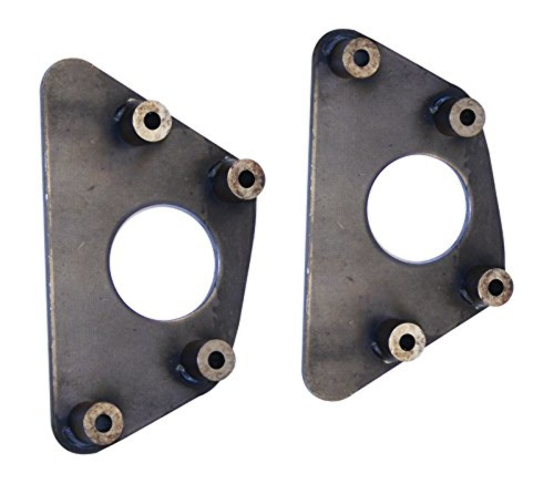 Empi 17-2698 Torsion Tube End Plates, Inner, Vw Baja Dune Buggy Sandrail