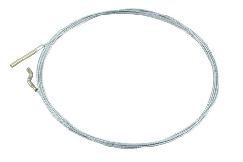 Accelerator Cable, Stock Replacement, Fits Air Cooled VW Bug 66-71 Ghia, Fits 98-7501