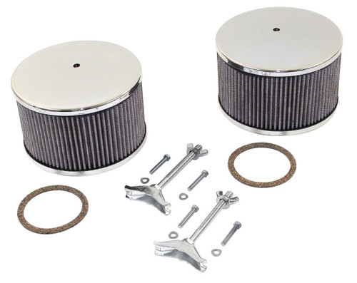 EMPI  SOLEX/KADRON 40/44 AIR CLEANER KIT VW BUGGY BUG GHIA THING BAJA PARTS 8801