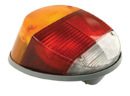 Empi 98-9456-0 Taillight Assembly 73-79 Vw Bug Right, Ea