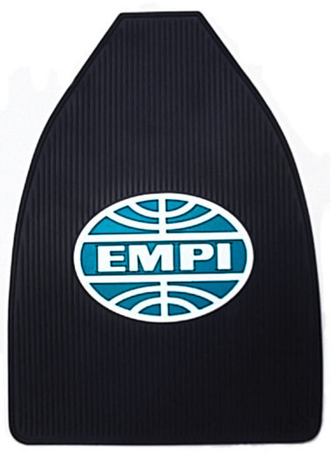 Floor Mats, Front Pair, Fits VW All Years Bug Beetle Baja, Empi 15-1099
