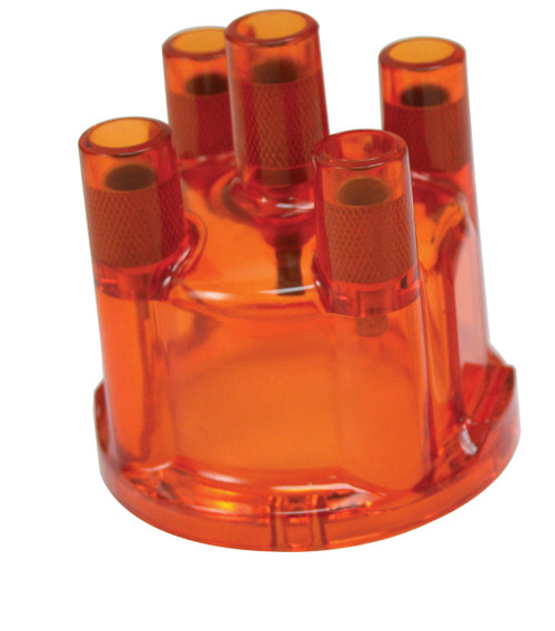 Distributor Cap, For 009 Transparent Red, Compatible with Dune Buggy