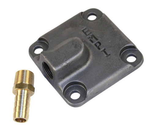 Oil Pump Cover, Steel Full Flow, Fits VW Air Cooled Bug , EMPI 31-2940