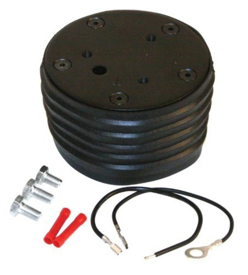 """Empi 79-4019-0 Steering Wheel Adapter Kit, 2"""" extension, 3 hole to 3 hole"""