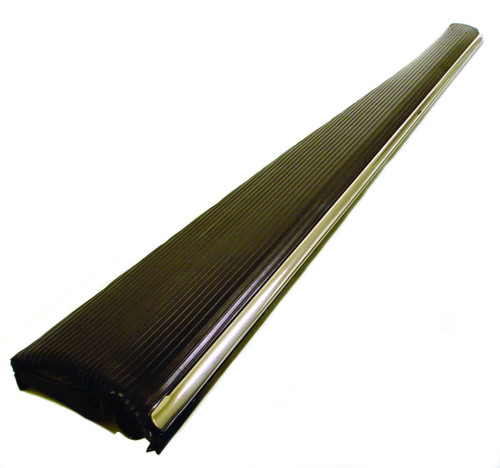 Running Boards, Stock Replacement, Pair, Fits VW Air Cooled Bug Beetle Type-1, EMPI 6831
