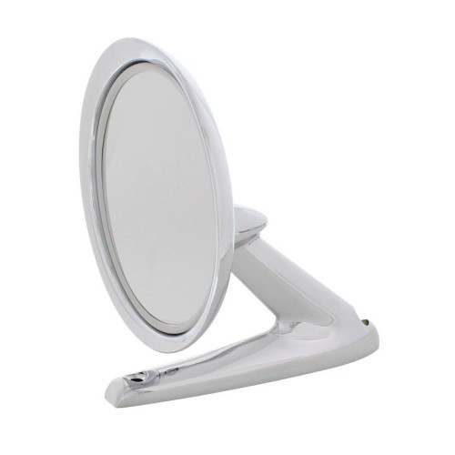 1964-66 Ford Mustang Standard Exterior Chrome Mirror
