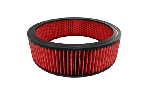 14x4 High Flow Wasable Performance Air Filter Element Ford Chevy Dodge Chrysler