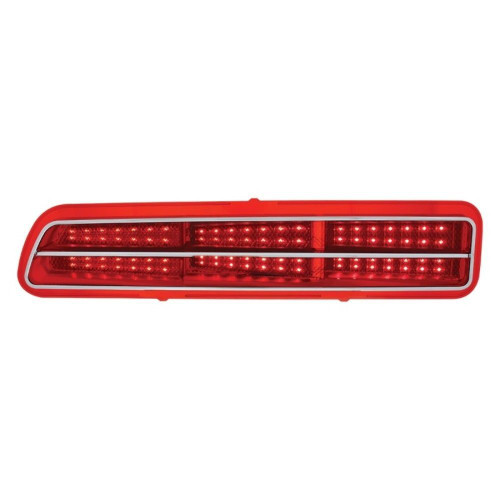 1969 Chevy Camaro LED Sequential Tail Light, Left Hand / Driver Side