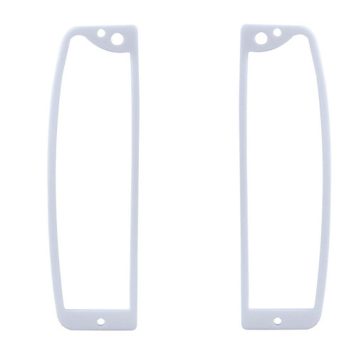 Tail Light Lens Gaskets, Pair, Compatible with Ford 67-72 Truck & 66-77 Bronco