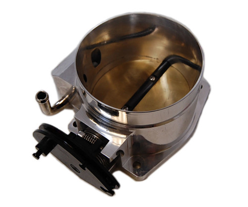 102mm LS Style Throttle Body - 4 Bolt Aluminum - LS1 LS2 LS3 LS6 LS7
