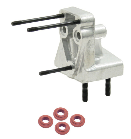 Doghouse Oil Cooler To Case Adapter, Fits VW Bug Bus Ghia Sand Rail Dune Buggy, EMPI 8894
