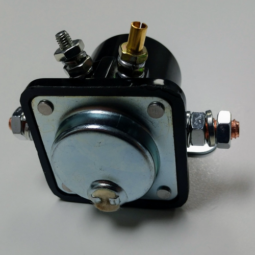 Universal 12V Starter Solenoid Switch, Each, Compatible with Ford Hot Rods