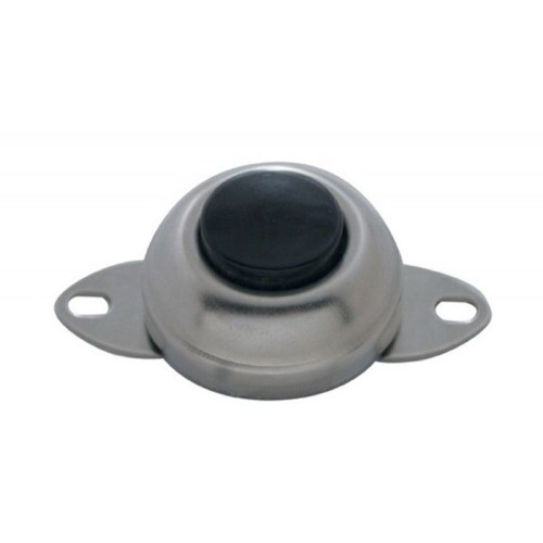 Chrome Universal Horn Button Switch, Fits Camper Beetle Buggy T1 T2 Hot Rod