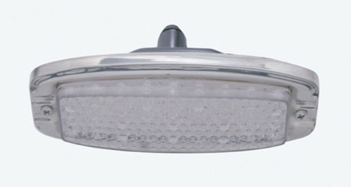 1941-1948 Chevy LED Tail Light Assembly, Clear, Right
