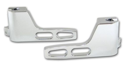 Smooth Chrome Billet Interior Door Handles, Compatible with Ford Mustang 2005-09