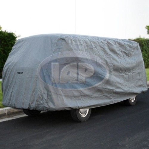Car Cover, Fitted, 3-Layer, Weather Resistant, Fits VW Type 2 1950-1972 Bus