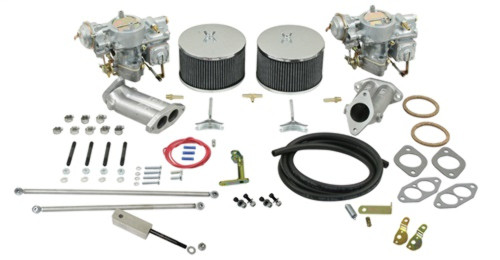 43-4417-0 EMPI DLX DUAL 44 CARB KIT
