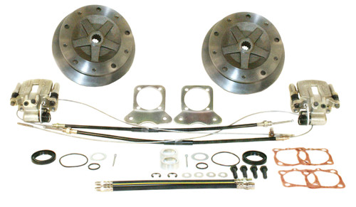 22-2927-F WIDE RR KIT,5/205,E-BRK,IRS