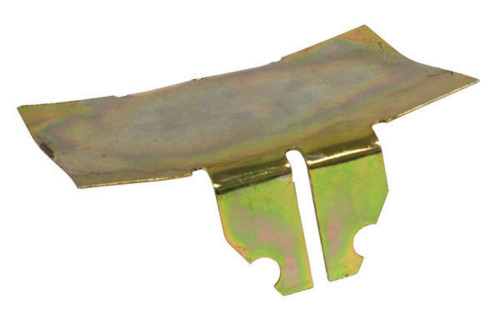Lower Cylinder Deflector Tin, 8mm Studs, Each, Compatible with Volkswagen 1500-1600 Air-Cooled Engines