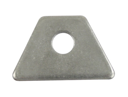 17-2791-0 SEAT BELT TAB,CHROMOLY(4)