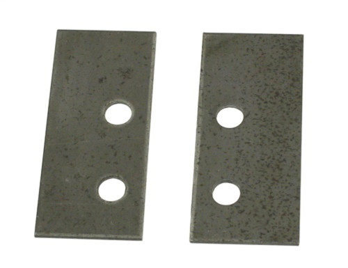 00-3840-0 HARDWARE ONLY,FRT BUMPERS