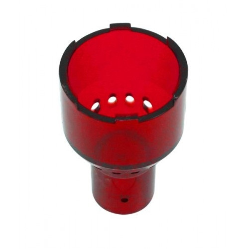 16-1004-0 LAMP SHIELD, RED