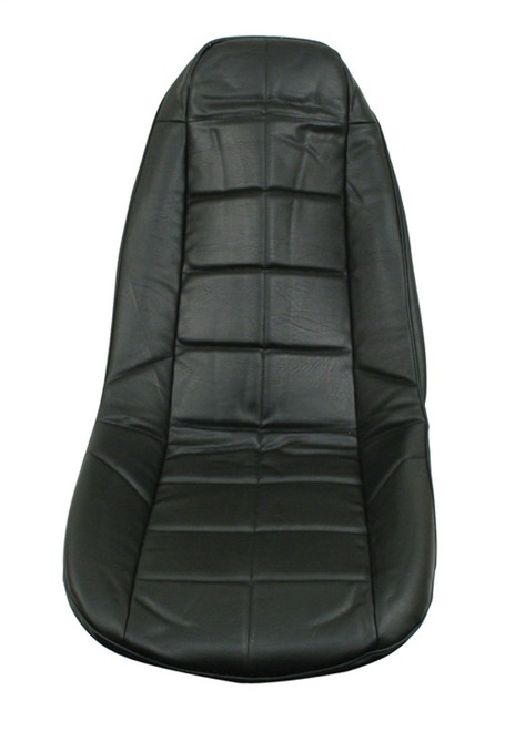 00-3861-0 LAYBACK SEAT COVER, BLACK